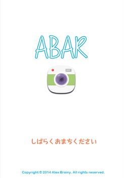 ABAR poster