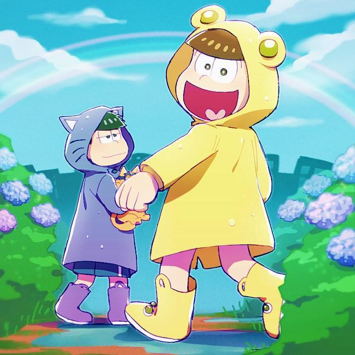 十四松同人イラスト壁紙画像 For おそ松さん Fur Android Apk