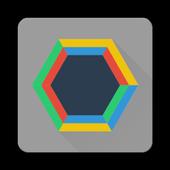 Hexagon Puzzle icon