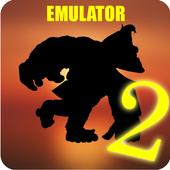 Classic kong emulator icon