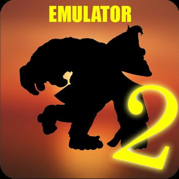 Classic kong emulator screenshot 2