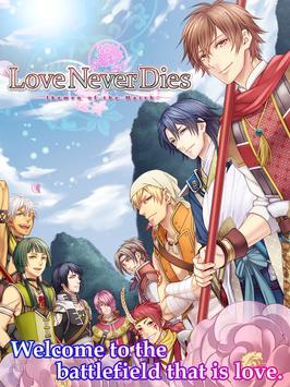 Love Never Dies | Otome Game captura de pantalla 6