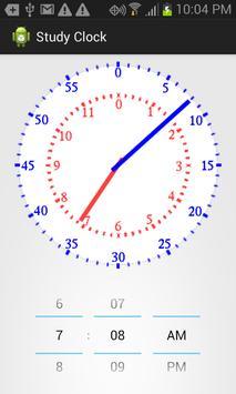 Study Clock Demo apk screenshot