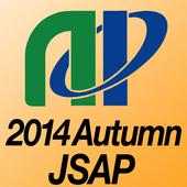 The75thJSAP AutumnMeeting,2014 icon