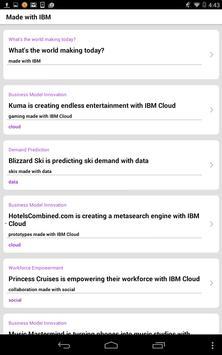 THINKFORUM Japan 2014 apk screenshot