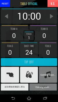 BasketBall Manager screenshot 4