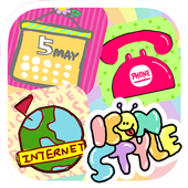 IconStyle kawaii icon themes icon