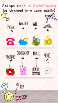 IconStyle kawaii icon themes apk screenshot