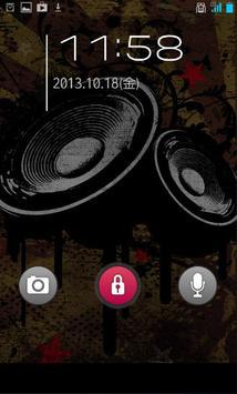 きせかえ壁紙☆Music apk screenshot