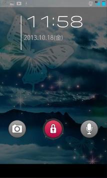 きせかえ壁紙☆BlueSky apk screenshot