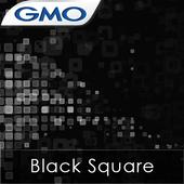 きせかえ壁紙☆Black Square icon