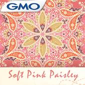 きせかえ壁紙☆Soft Pink Paisley icon