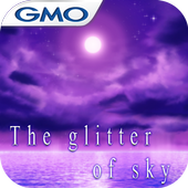 きせかえ壁紙☆The glitter of sky icon