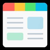 スマートニュース - 無料でニュースや天気・地震・エンタメ速報もすぐ届く満足度No.1ニュースアプリ アイコン