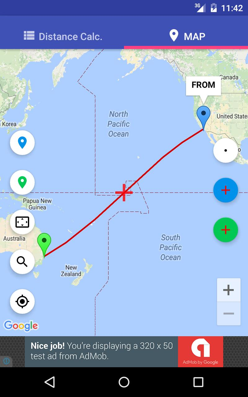 Direct Distance for Android - APK Download on