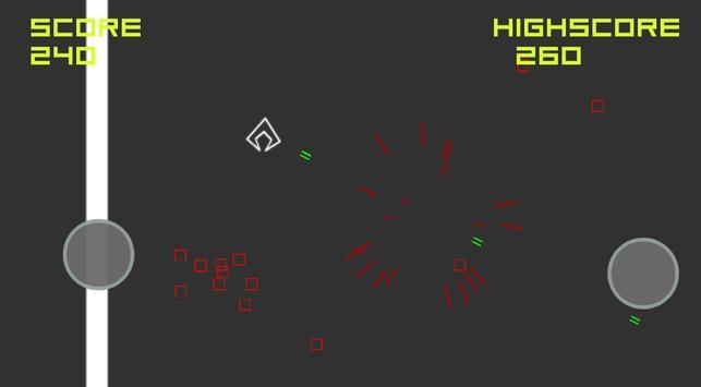 Tetragon Wars   テトラゴンウォーズ apk screenshot