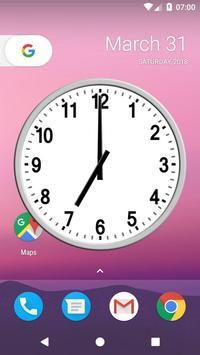 VoiceTimeSignal for Galaxy apk screenshot