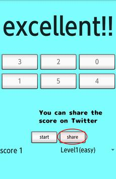 Memory Game(Brain Training) screenshot 3