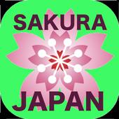 App of Japan Sakura from Baby icon