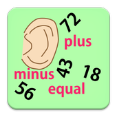 Chatting Math Drill icon