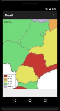 Blank Map, Brazil screenshot 2