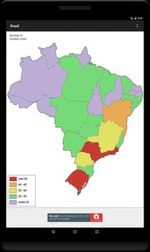 Blank Map, Brazil screenshot 7