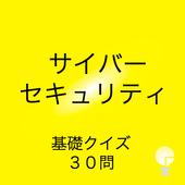 サイバーセキュリティクイズ30問 icône