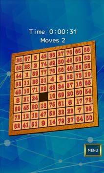 15 puzzle 3D screenshot 1