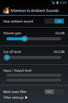 Attention to Ambient Sounds for Android - APK Download