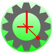 Photo Analog Clock icon