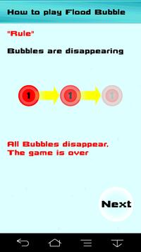 Flood Bubble apk screenshot
