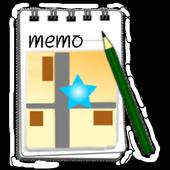 Location Memo icon