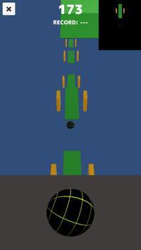 KRKRBL - Roll the Ball to the Goal! apk screenshot
