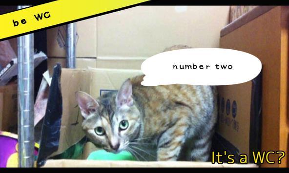 Paper Bag MOMO 2 (cat app) apk screenshot