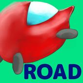 Programming Car RedNose Road icon