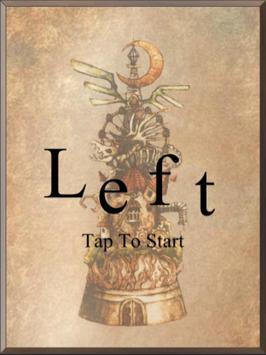 Left【放置型RPG】 poster