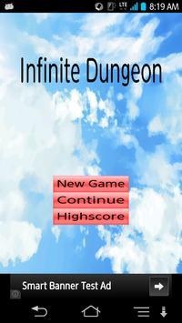 Infinite Dungeon poster