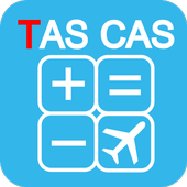 パイロット電卓 icon
