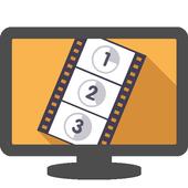 テレビ番組表から映画を検索 icon