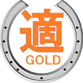 【最適】 FOR GOLD icon