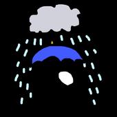 雨をかわす! icon