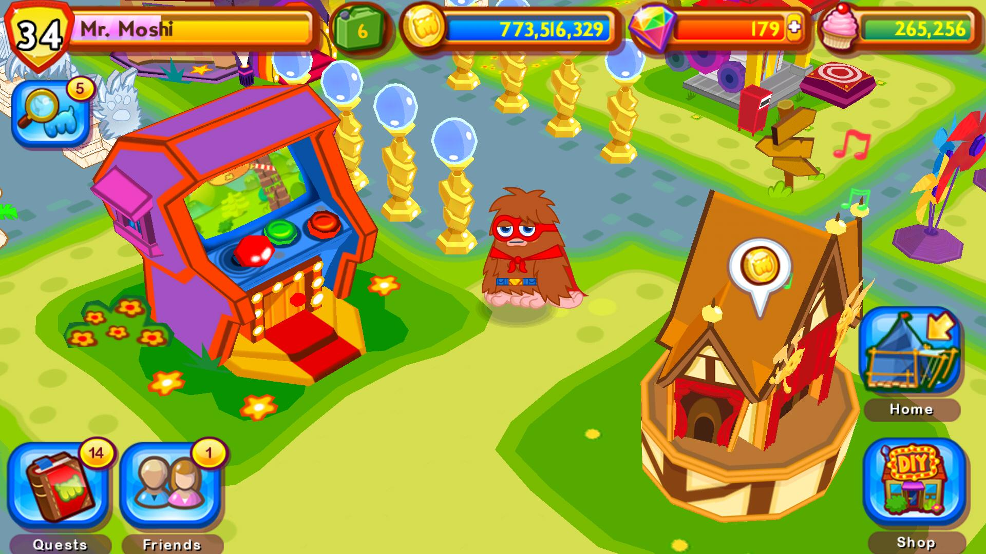 Moshi Monsters Village For Android Apk Download