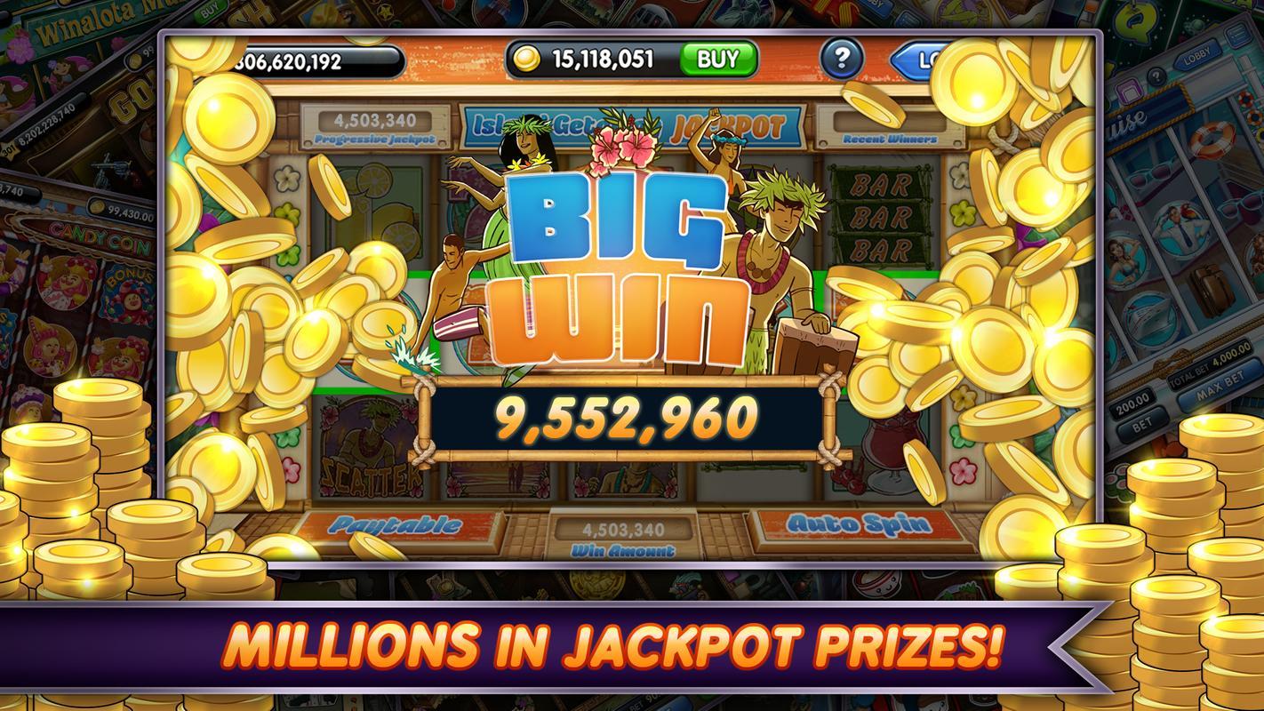 Free Jackpot Slot Machine Games