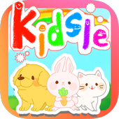 Kids Toddler Puzzles-kidsle icon