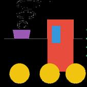 知育 パズル 積み木 子供のおもちゃ icon