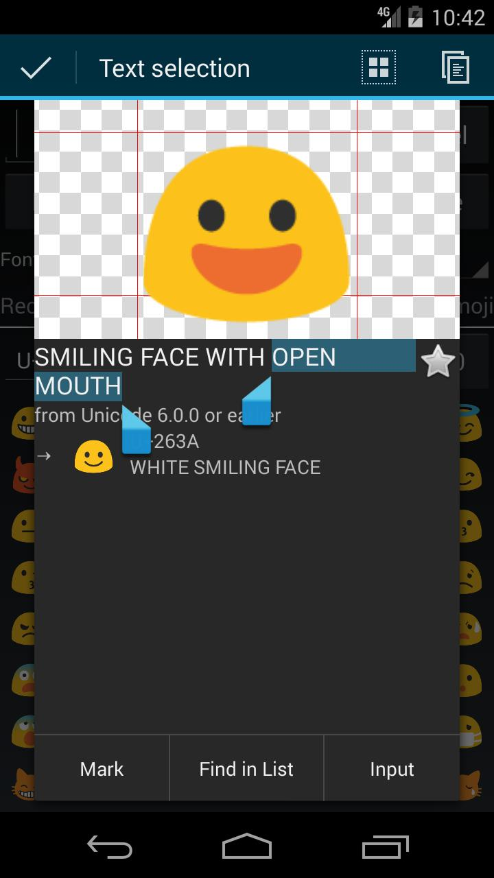 Unicode Pad for Android - APK Download