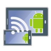 WiFi-Display(miracast) sink icon