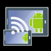 WiFi-Display(miracast) sink icon