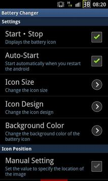 Battery Changer apk screenshot