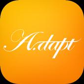 新潟県新発田市の美容室「A.dapt(アダプト)」公式アプリ icon
